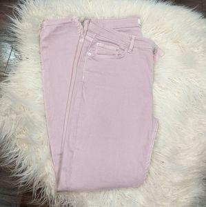 Zara Pink Skinny Jeans 💗👖size 8